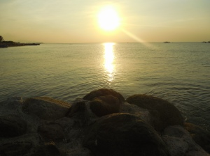 Beautiful Philippines Sunset!