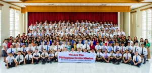 All of the missionaries in the Cavite Mission!